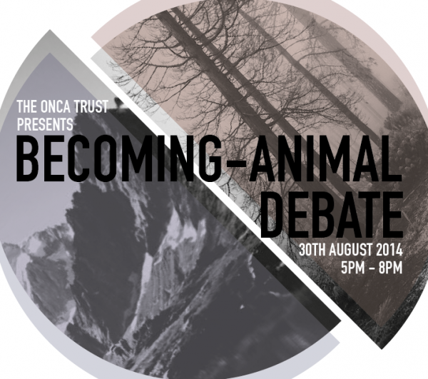 Becoming Animal Debate