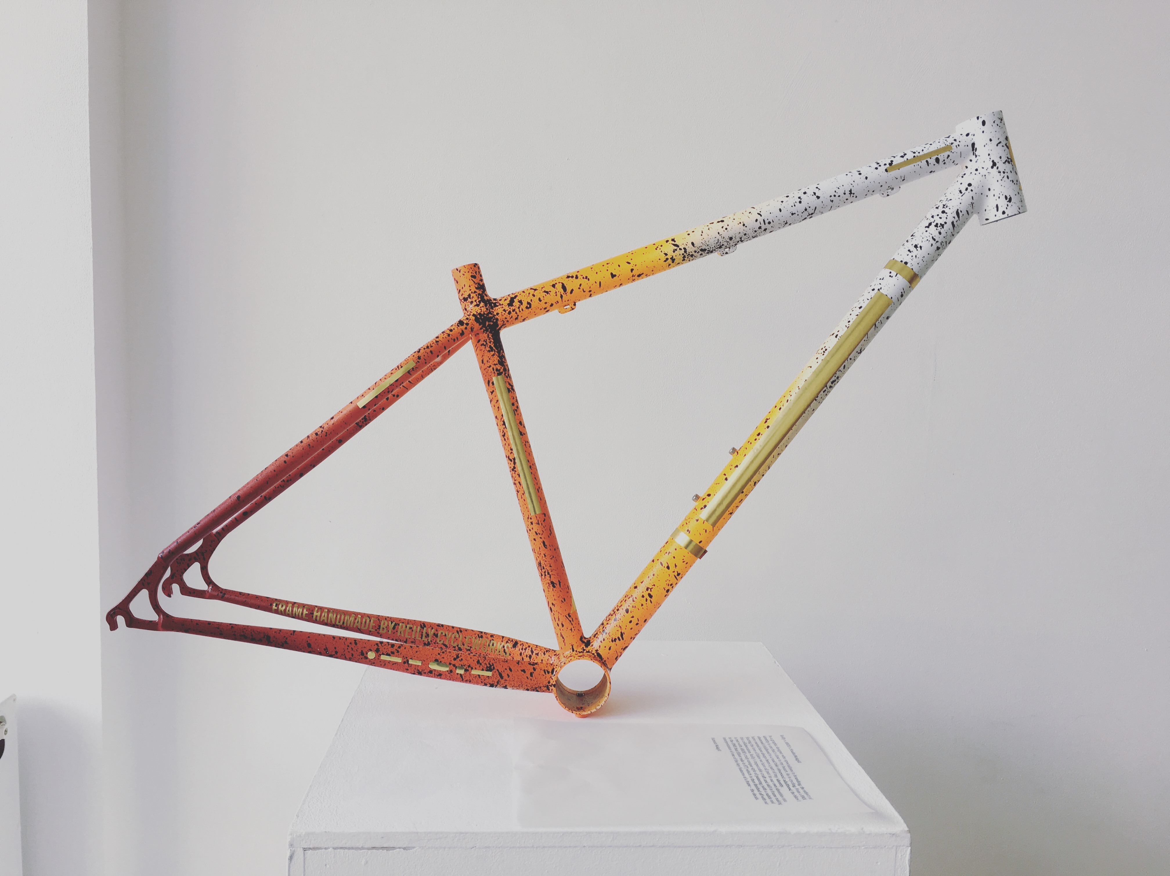 Reilly Bike Frame