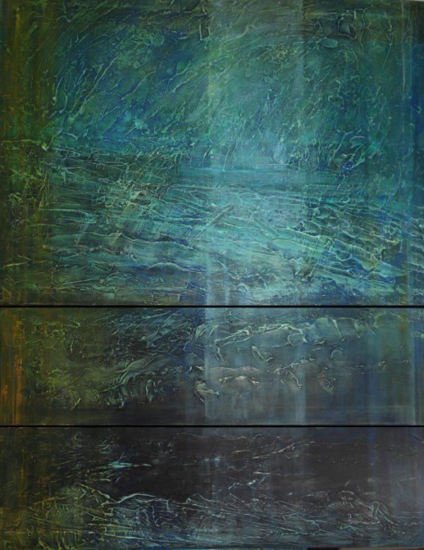 Mary Eighteen, Sullied Seas