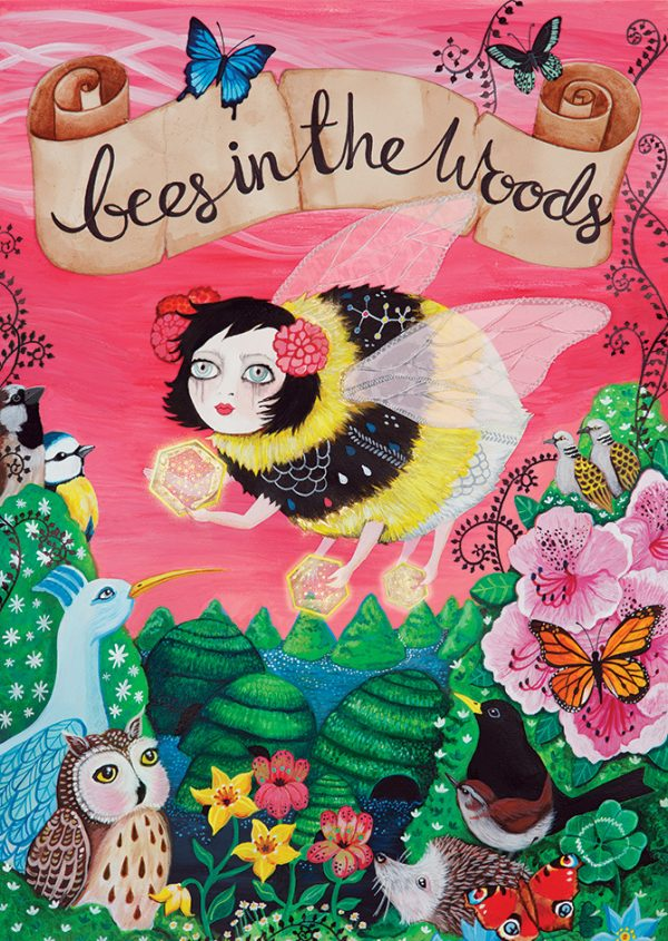 Bees In The Woods, Mia Underwood