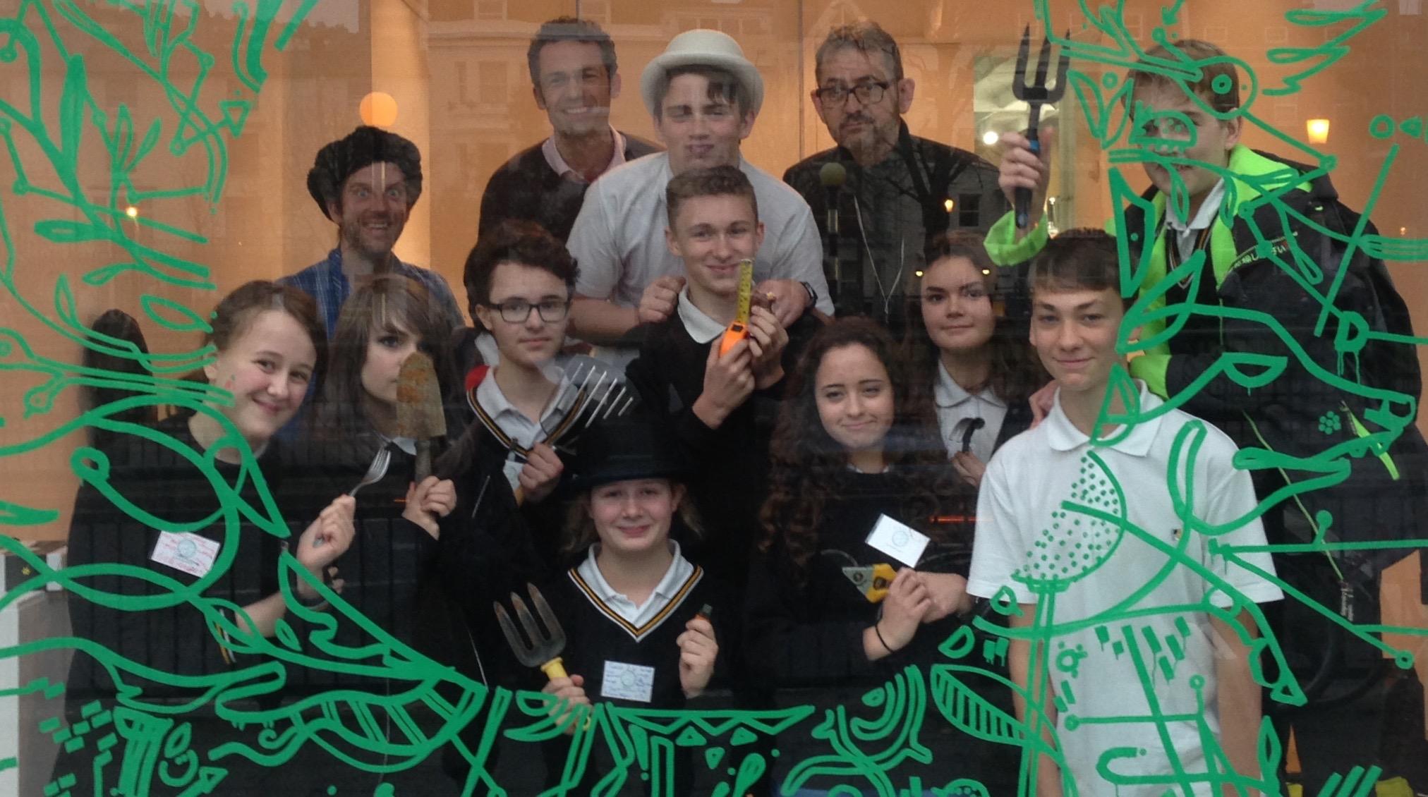 FutureCoast Youth team