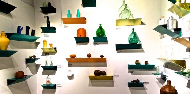 A Sea Change - Glass On Shelves