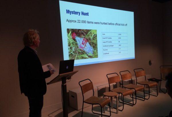 Mystery Hunt Slide