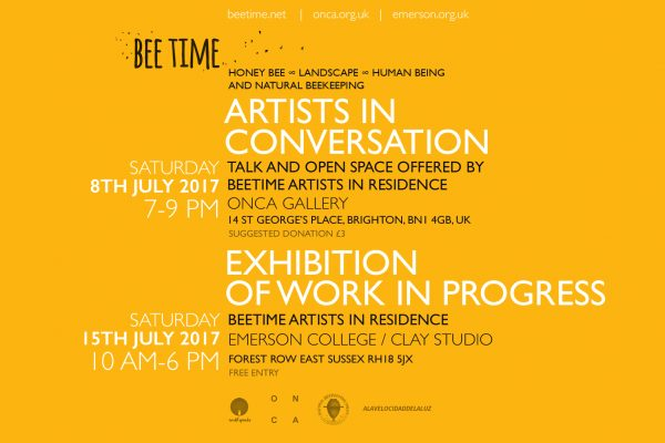 Bee Time Flyer