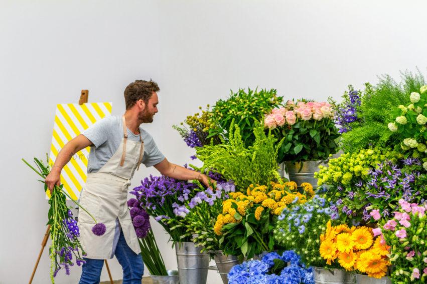 Bloomon Flower Arranging Workshop