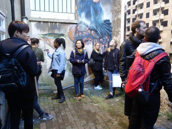 UoB Architect Students