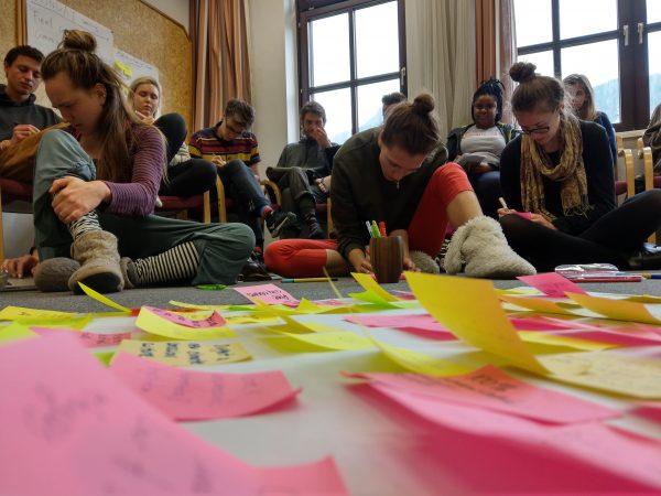 St Gilgen participants working
