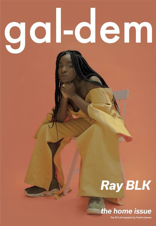 gal-dem the home issue