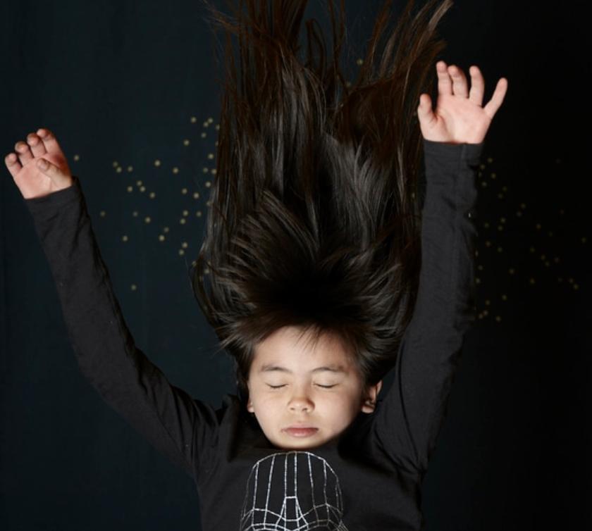 photo of child by Katie-Jane Watson