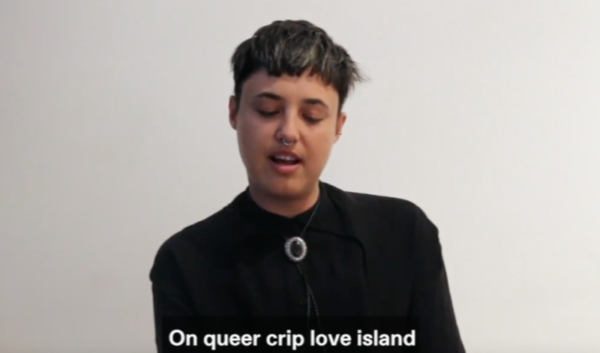 On Queer Crip Love Island