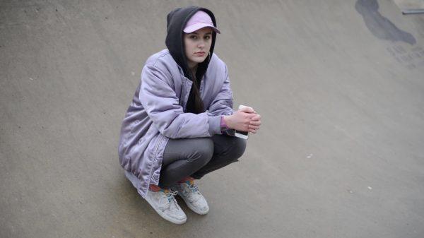 Juliet Klottrup Landscape of Teenagers Still