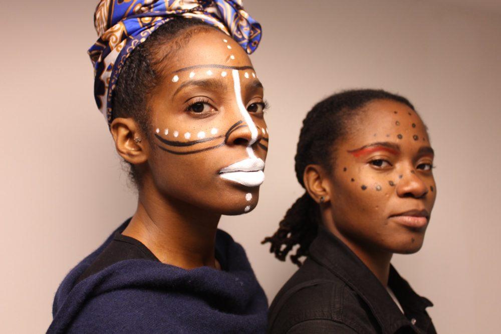 Two black women