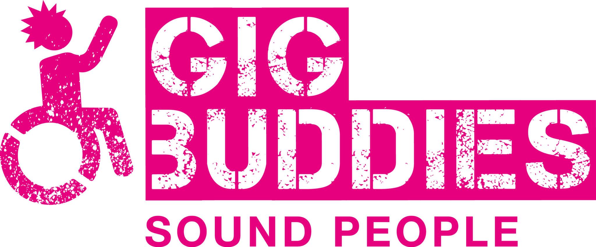 Gig buddies sound people