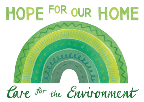 Lucy Wright, Hope For Our Home