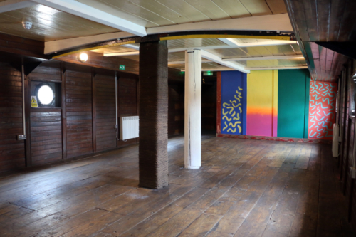 Lower Deck- Performance Space