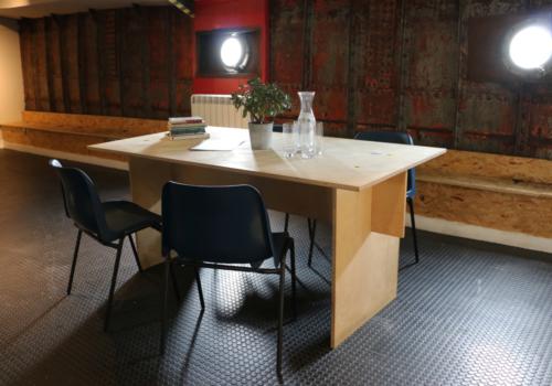 Lower Deck- Artist Studio