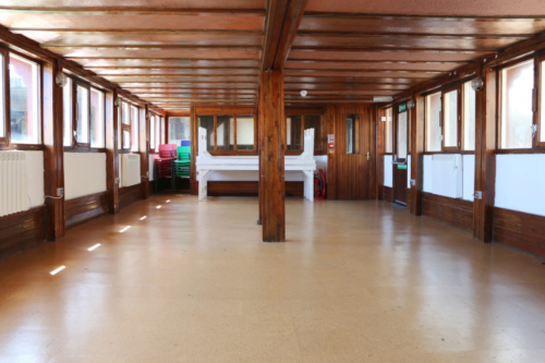Top Deck Space