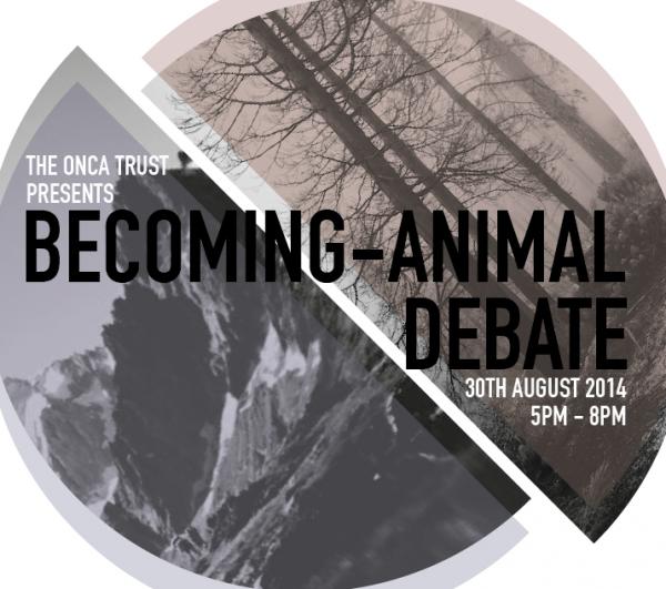 Becoming Animal Debate