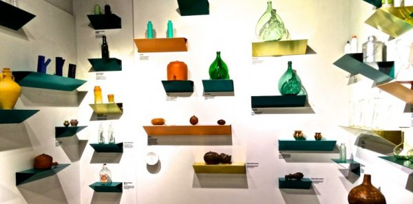 A Sea Change - Glass On Shelves