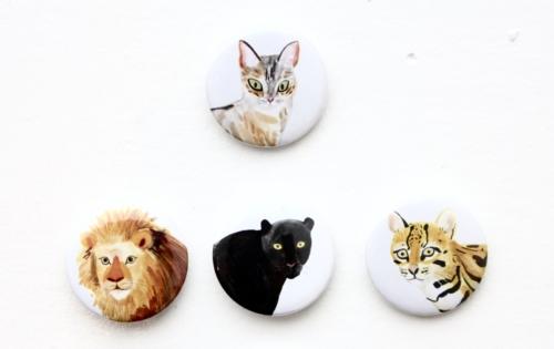 O N C A Badges